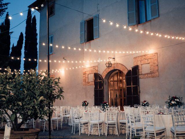 Il matrimonio di Luca e Erika a Bagnoregio, Viterbo 161