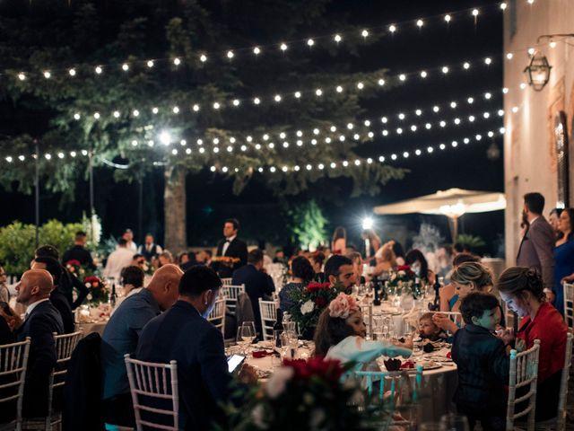 Il matrimonio di Luca e Erika a Bagnoregio, Viterbo 181