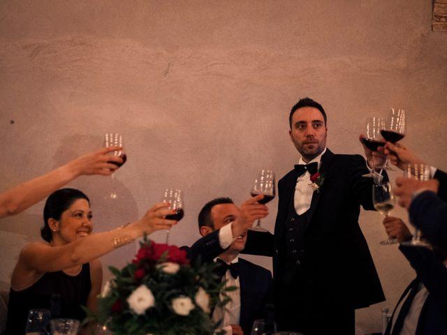 Il matrimonio di Luca e Erika a Bagnoregio, Viterbo 183