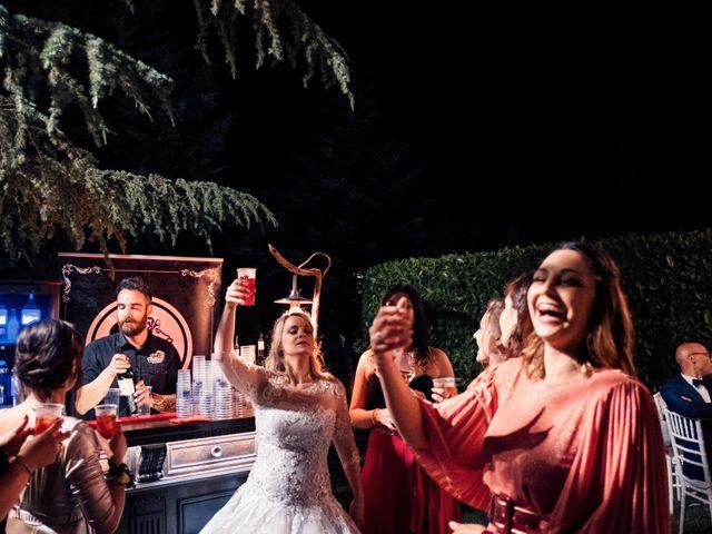 Il matrimonio di Luca e Erika a Bagnoregio, Viterbo 187