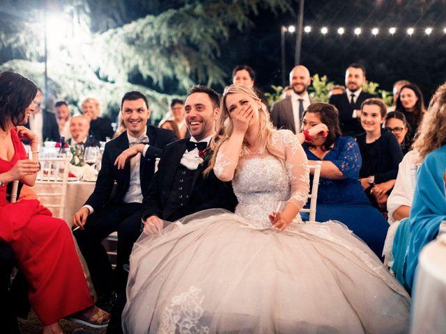 Il matrimonio di Luca e Erika a Bagnoregio, Viterbo 191