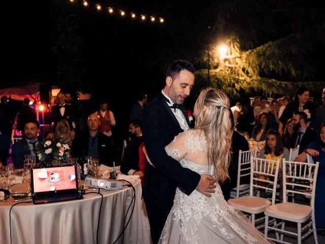Il matrimonio di Luca e Erika a Bagnoregio, Viterbo 194