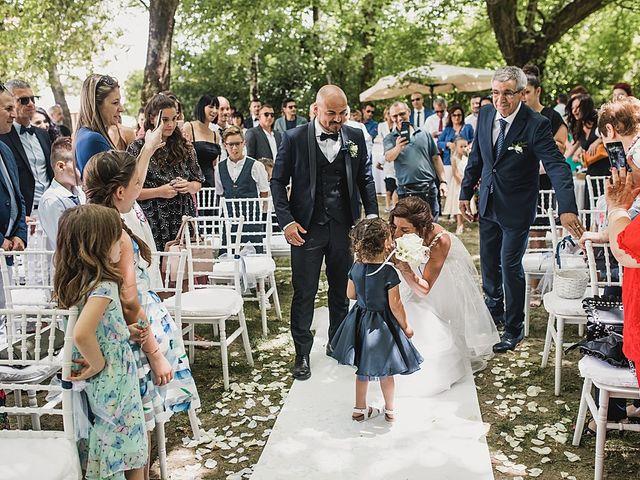 Il matrimonio di Stefano e Manuela a Mogliano Veneto, Treviso 17
