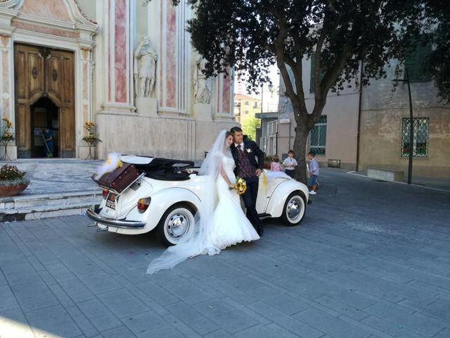 Il matrimonio di Ilaria e Riccardo a Vado Ligure, Savona 7