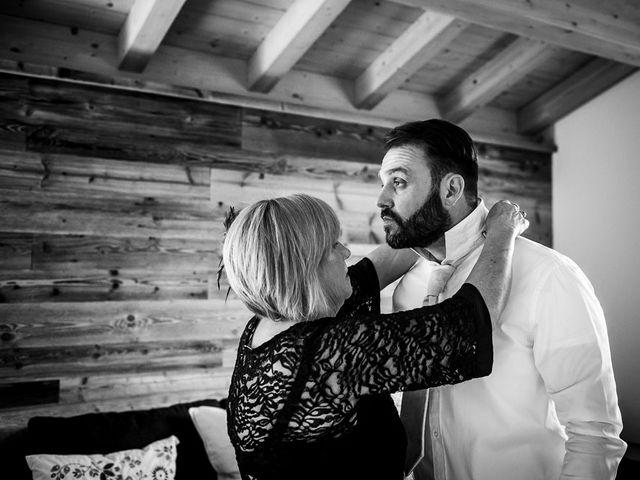 Il matrimonio di Christian e Serena a Berbenno di Valtellina, Sondrio 8
