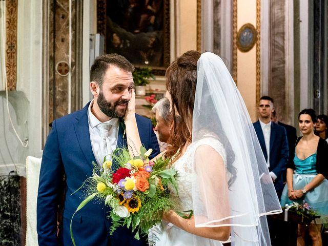 Il matrimonio di Christian e Serena a Berbenno di Valtellina, Sondrio 23