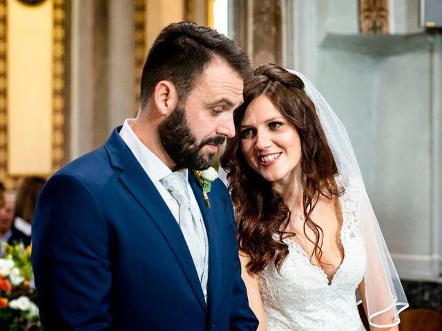 Il matrimonio di Christian e Serena a Berbenno di Valtellina, Sondrio 24