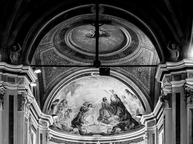 Il matrimonio di Christian e Serena a Berbenno di Valtellina, Sondrio 25