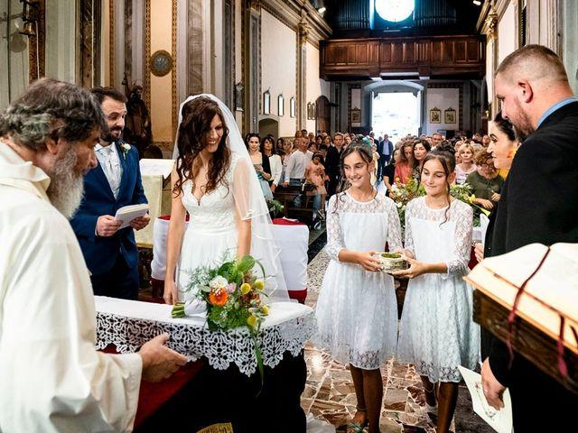 Il matrimonio di Christian e Serena a Berbenno di Valtellina, Sondrio 26