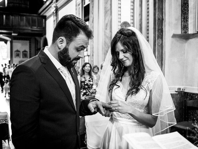 Il matrimonio di Christian e Serena a Berbenno di Valtellina, Sondrio 27