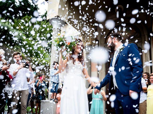 Il matrimonio di Christian e Serena a Berbenno di Valtellina, Sondrio 30