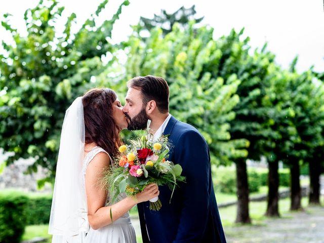 Il matrimonio di Christian e Serena a Berbenno di Valtellina, Sondrio 32