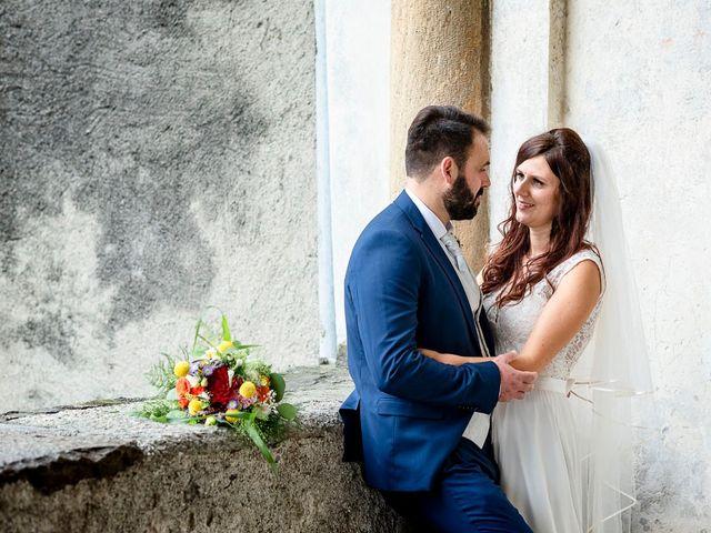Il matrimonio di Christian e Serena a Berbenno di Valtellina, Sondrio 33
