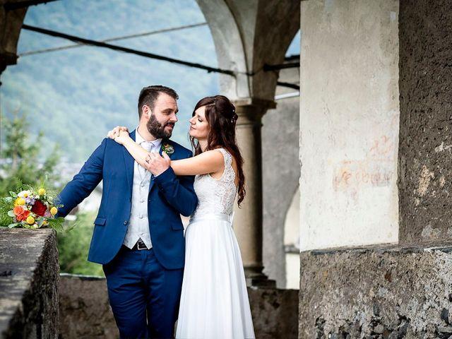 Il matrimonio di Christian e Serena a Berbenno di Valtellina, Sondrio 34