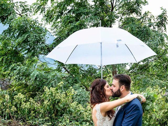 Il matrimonio di Christian e Serena a Berbenno di Valtellina, Sondrio 35