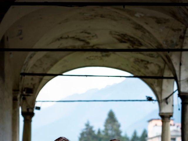 Il matrimonio di Christian e Serena a Berbenno di Valtellina, Sondrio 37