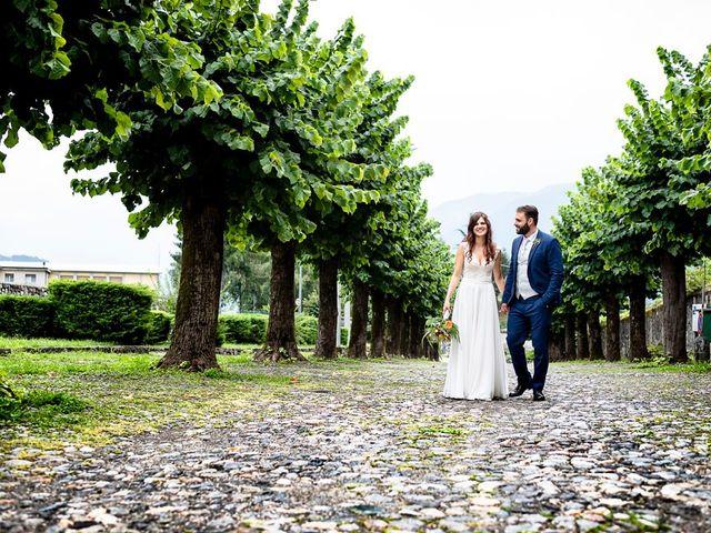 Il matrimonio di Christian e Serena a Berbenno di Valtellina, Sondrio 39