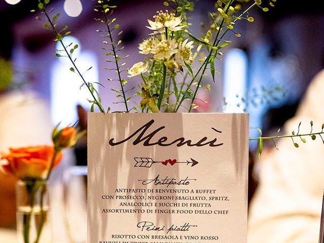 Il matrimonio di Christian e Serena a Berbenno di Valtellina, Sondrio 44