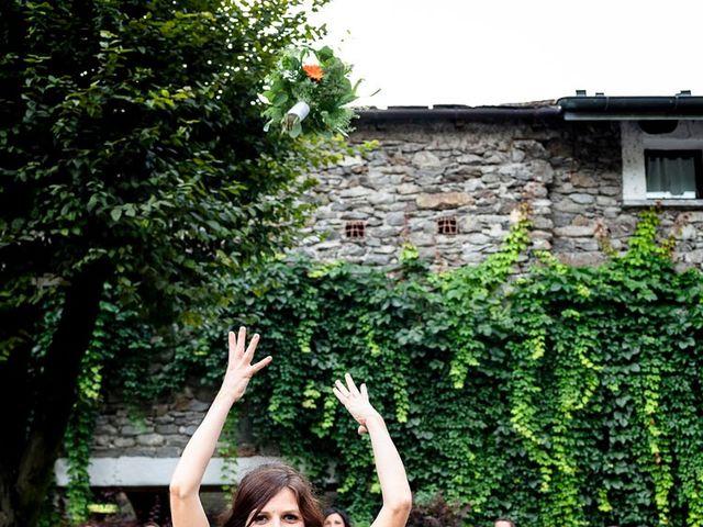 Il matrimonio di Christian e Serena a Berbenno di Valtellina, Sondrio 50