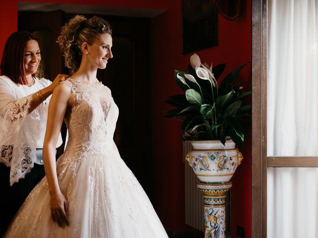 Il matrimonio di Giovanni e Serena a Agrate Brianza, Monza e Brianza 18