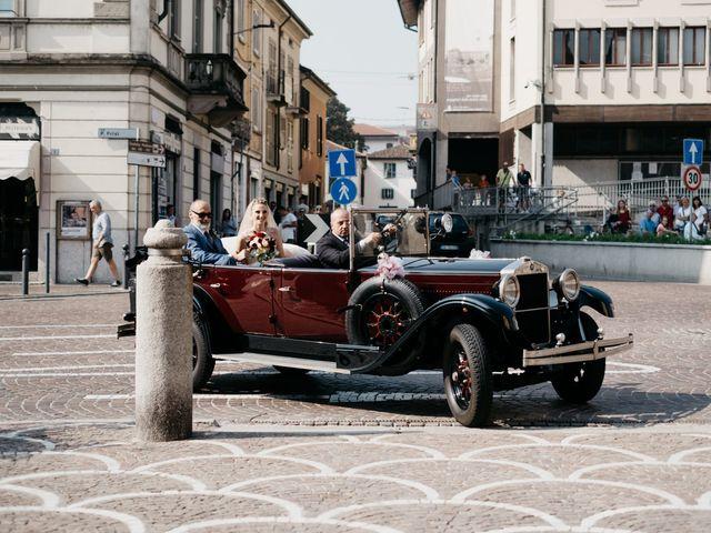 Il matrimonio di Giovanni e Serena a Agrate Brianza, Monza e Brianza 24