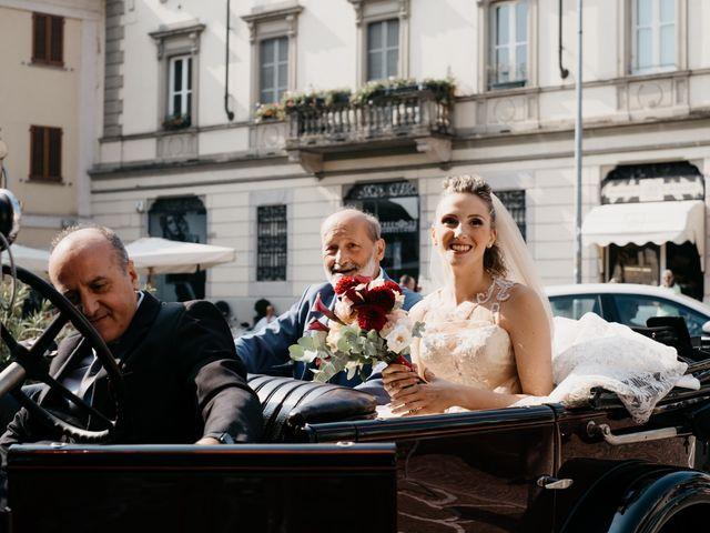 Il matrimonio di Giovanni e Serena a Agrate Brianza, Monza e Brianza 25