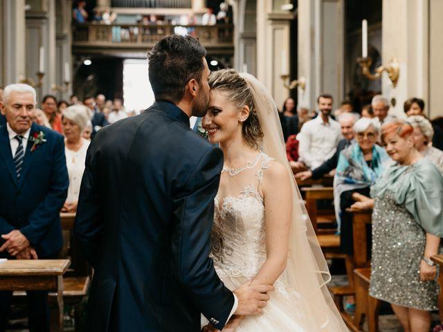 Il matrimonio di Giovanni e Serena a Agrate Brianza, Monza e Brianza 28
