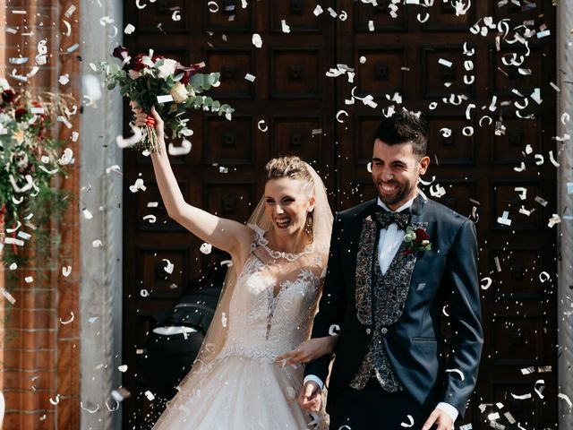 Il matrimonio di Giovanni e Serena a Agrate Brianza, Monza e Brianza 35