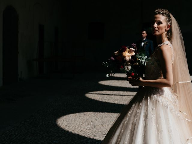 Il matrimonio di Giovanni e Serena a Agrate Brianza, Monza e Brianza 39