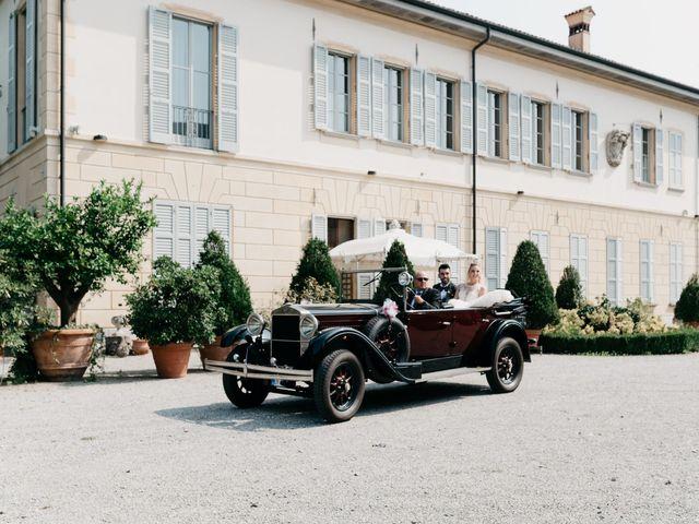 Il matrimonio di Giovanni e Serena a Agrate Brianza, Monza e Brianza 49