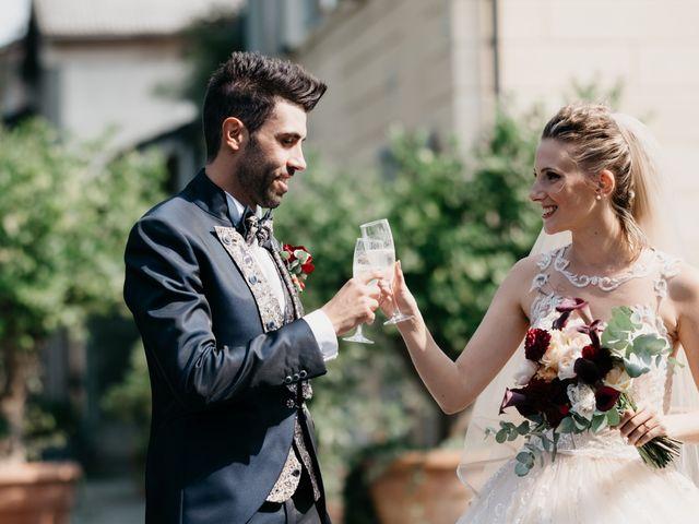 Il matrimonio di Giovanni e Serena a Agrate Brianza, Monza e Brianza 50