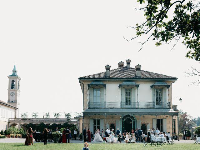 Il matrimonio di Giovanni e Serena a Agrate Brianza, Monza e Brianza 53