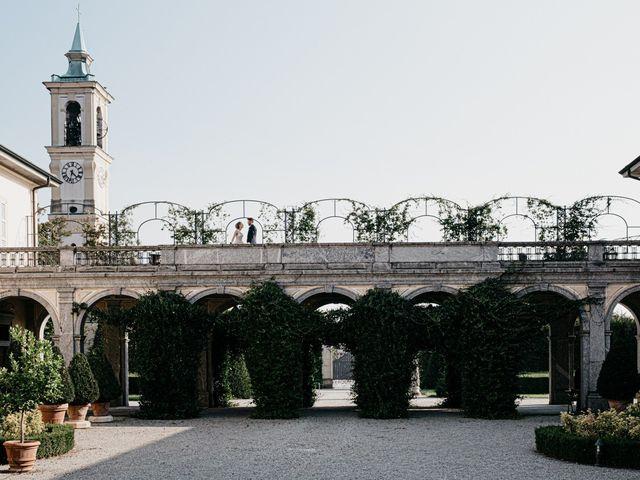 Il matrimonio di Giovanni e Serena a Agrate Brianza, Monza e Brianza 55