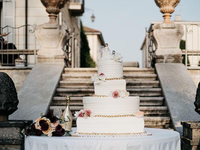 Il matrimonio di Giovanni e Serena a Agrate Brianza, Monza e Brianza 61