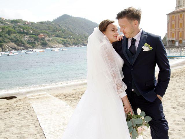 Il matrimonio di Cristina e Roman a Sestri Levante, Genova 11