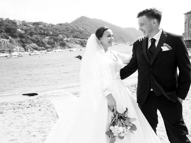 Il matrimonio di Cristina e Roman a Sestri Levante, Genova 12