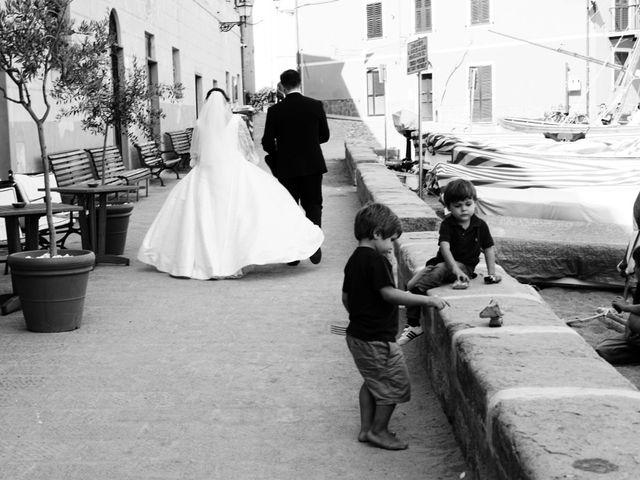 Il matrimonio di Cristina e Roman a Sestri Levante, Genova 13