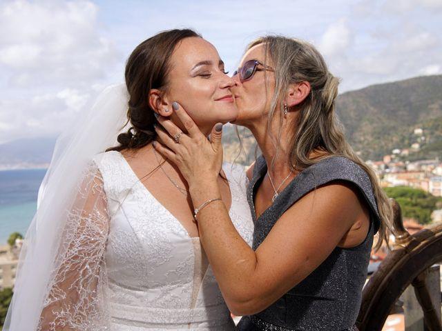 Il matrimonio di Cristina e Roman a Sestri Levante, Genova 15