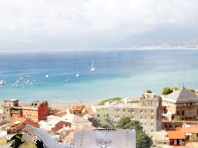 Il matrimonio di Cristina e Roman a Sestri Levante, Genova 16