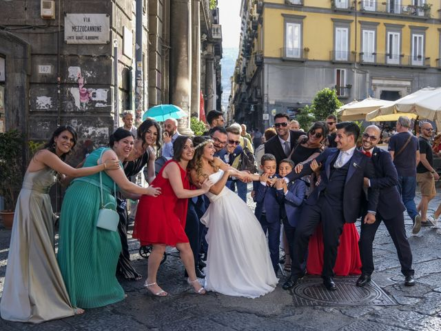 Il matrimonio di Antonio e Dayana a Bacoli, Napoli 49