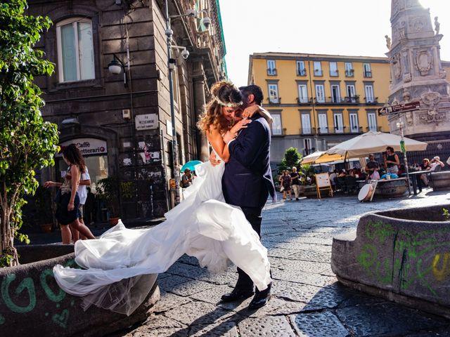 Il matrimonio di Antonio e Dayana a Bacoli, Napoli 51