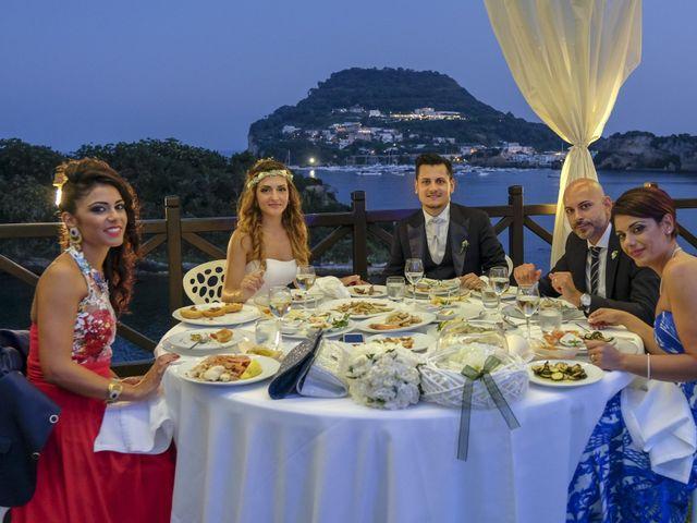 Il matrimonio di Antonio e Dayana a Bacoli, Napoli 81