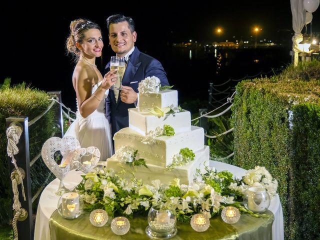 Il matrimonio di Antonio e Dayana a Bacoli, Napoli 102