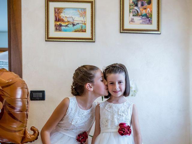 Il matrimonio di Nicola e Carla a Caltrano, Vicenza 3