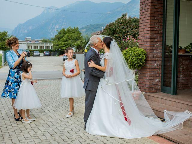 Il matrimonio di Nicola e Carla a Caltrano, Vicenza 5