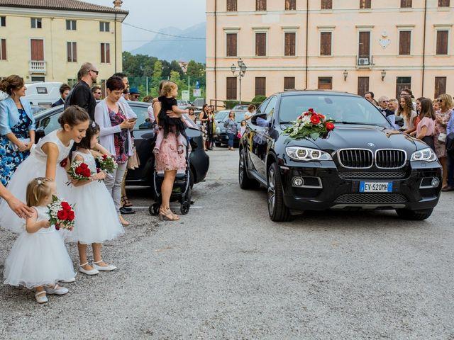 Il matrimonio di Nicola e Carla a Caltrano, Vicenza 6