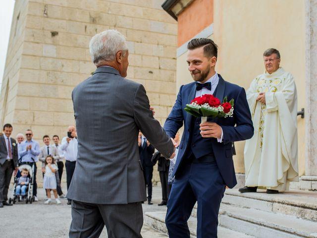 Il matrimonio di Nicola e Carla a Caltrano, Vicenza 7