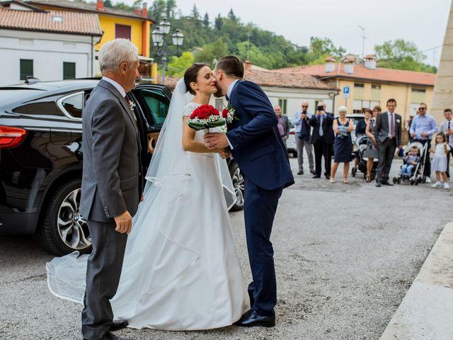 Il matrimonio di Nicola e Carla a Caltrano, Vicenza 8