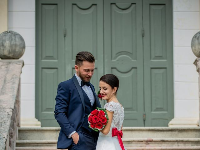 Il matrimonio di Nicola e Carla a Caltrano, Vicenza 13