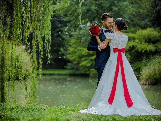 Il matrimonio di Nicola e Carla a Caltrano, Vicenza 2
